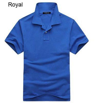 New 2016 Men's Brand Polo Shirt For Lovers Men Polos Men Cotton Short Sleeve shirt Plus Size