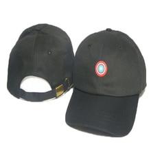 6 panel cap snapback men Superman cap usa captain golf Sports leisure hat black casquette de marque hats for men polo hat bone