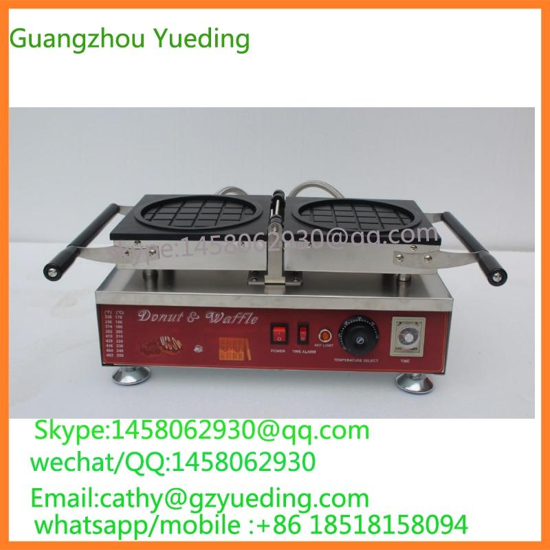 New round commercial waffle machine/waffle pops maker/waffle maker electric цена и фото