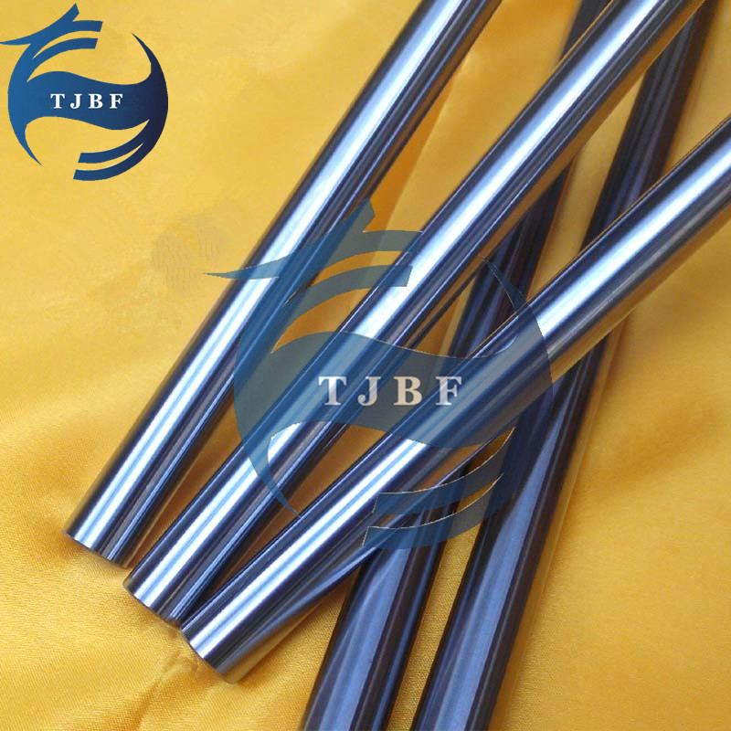 TJBF 2 pcs 3D printer linear shaft 8mm 350mm linear rail L350 mm chrome plated linear motion guide rail round rod shaft for cnc rockdale 3515