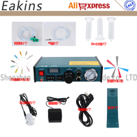 Free Shipping YDL 983A Professional Precise Digital Auto Glue Dispenser Solder Paste Liquid Controller Dropper 220V