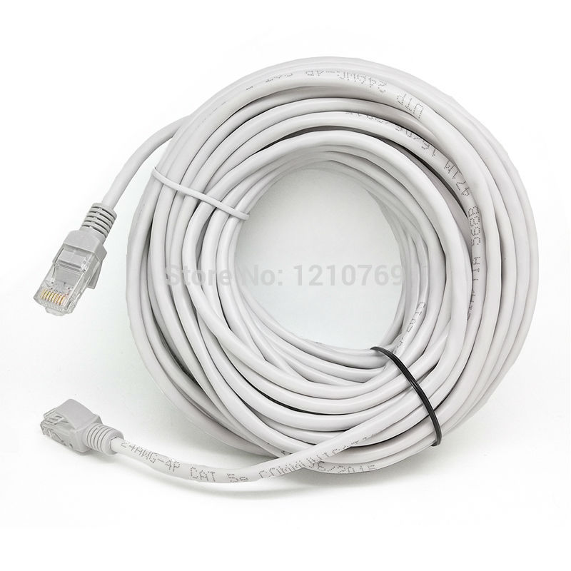 10M/32FT CAT5E CAT5 RJ45 Ethernet Internet Network Patch Lan Cable Cord Tools Communaications CABLE TO EIA/TIA 568B 466M