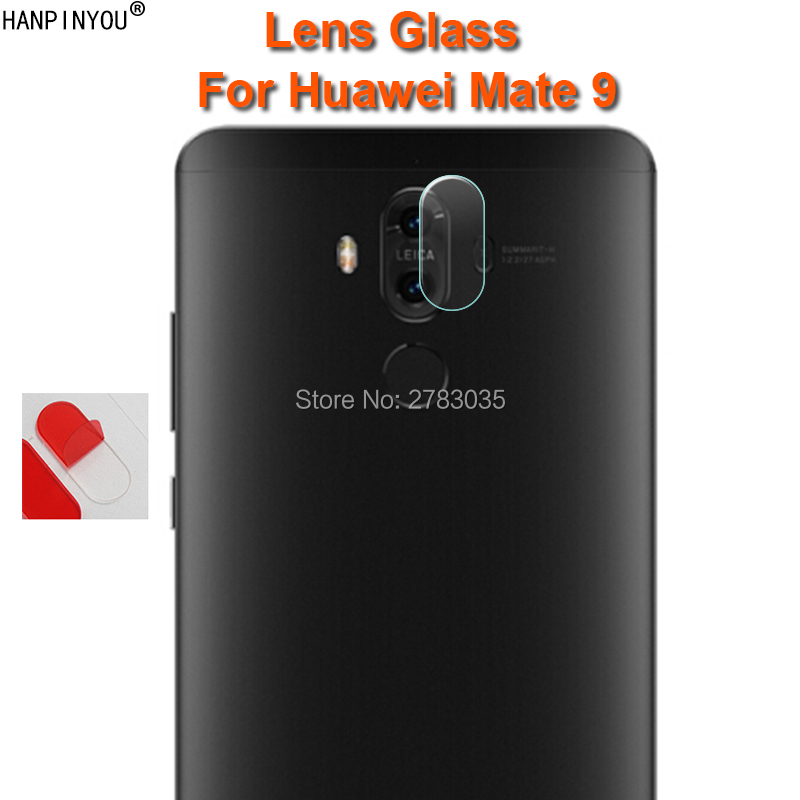 For Huawei Mate 9 Mate9 5.9 Clear Ultra Slim Back Camera Lens Protector Rear Camera Lens Cover Tempered Glass Film