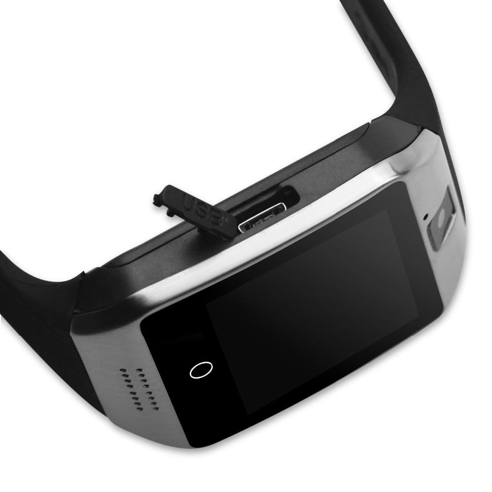 2018 Q18 Bluetooth Fitness Tracker Smart Horloge anti-verloren - Męskie zegarki - Zdjęcie 4