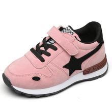 Nouveau mode Enfants sneakers antidérapant Garçons Filles Sport En Plein Air chaussures enfants Chaussures de Course confortable garçons sneakers Marque chaussures