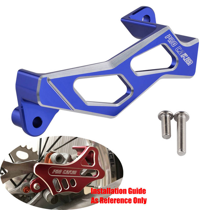 NICECNC Rear Brake Caliper Guard Protector Cover For Yamaha YZ125 YZ250 YZ250X YZ250FX YZ450FX WR250R WR250X WR250F WR450F etcNICECNC Rear Brake Caliper Guard Protector Cover For Yamaha YZ125 YZ250 YZ250X YZ250FX YZ450FX WR250R WR250X WR250F WR450F etc