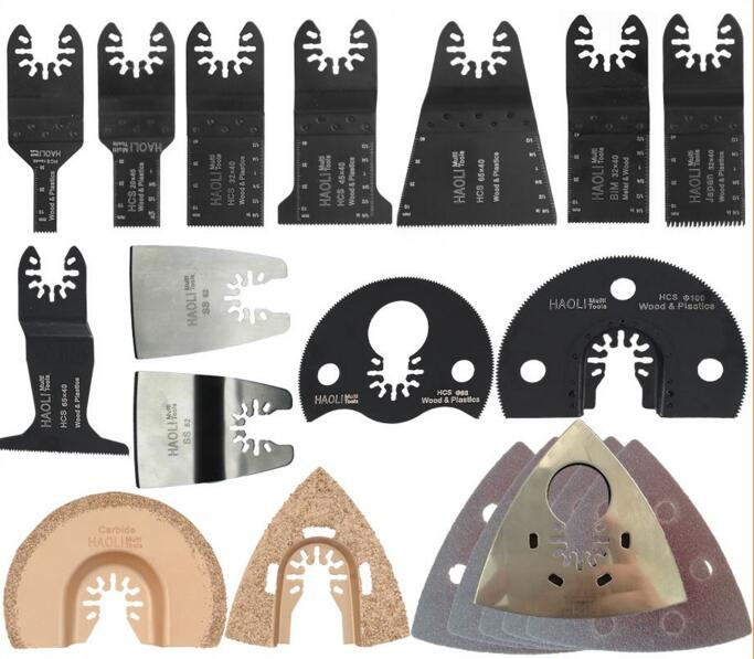 40 pcs quick change oscillating multi tool saw blade for wood,metal,Soft plastics,for most Famous Brand Machines as Fein,Dewalt все цены