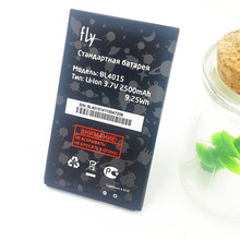 for fly battery The Russian Russian Federation brand mobile phone battery IQ440 BL4015 BL 4015 2500mah 9.25Wh