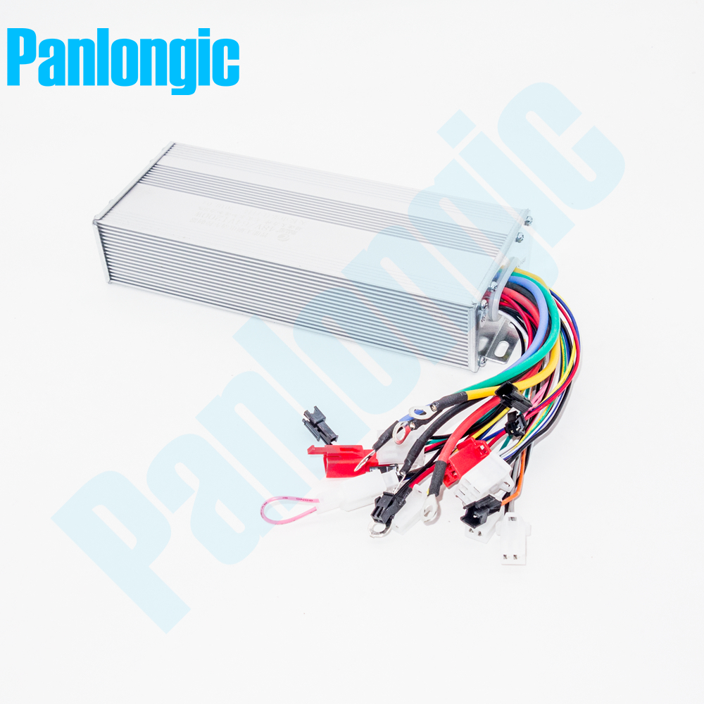 48V/64V 1200W Electric Bicycle E-bike Scooter Brushless DC BLDC Motor Controller 18 MOFSET Free Shipping free shipping bldc drive controller for brushless dc motor