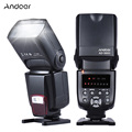 Andoer AD-560 II Universal On-camera Flash Speedlite GN50 with Adjustable Fill Light for Canon Nikon Olympus Pentax DSLR Cameras