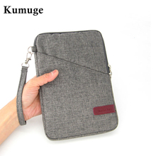 Kumuge Soft Hand Strap 7.9 Inch Tablet Sleeve Pouch Bag for iPad Mini 1/2/3/4 Cover Huawei M2 Xiaomi Mipad 2 Case+Pen