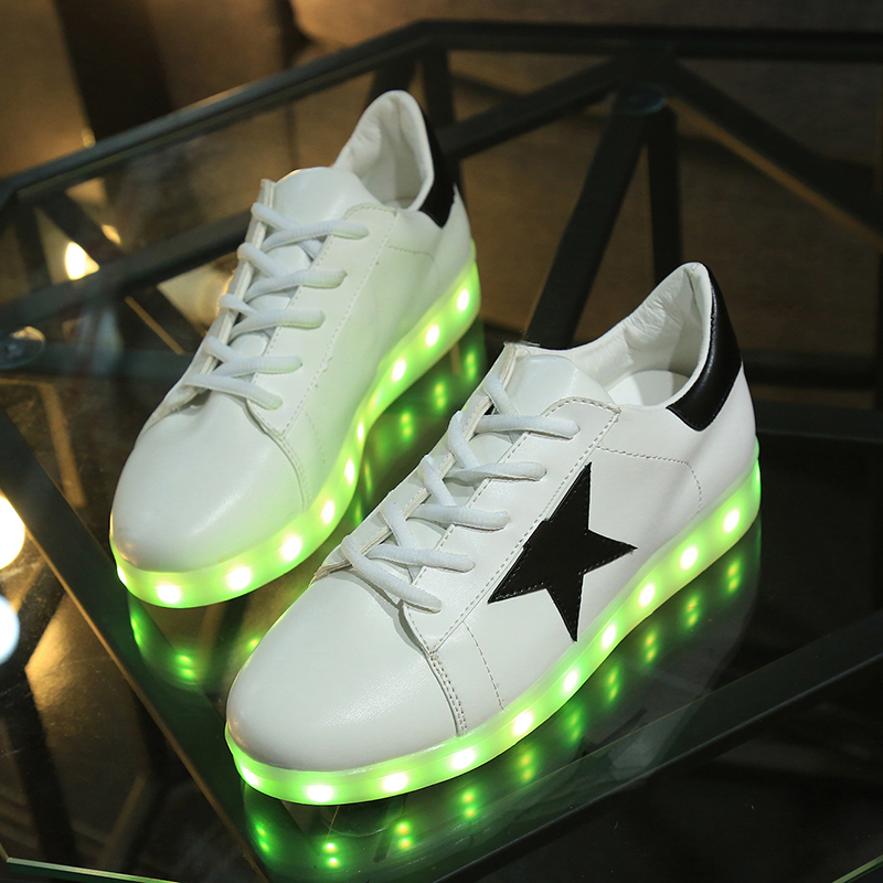 Basket Adults Ed2ih9 Light Up For Shoes Adult Led Lumineuse Chaussure iOPZuTkX