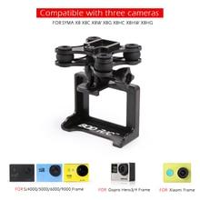 Pour Syma X8HG X8 X8C X8W X8G X8HW X16 Support De Caméra dans la RC Pièces Drone RC Hélicoptère Quadcopter avec Pour Gopro/Xiaomi yi Caméra