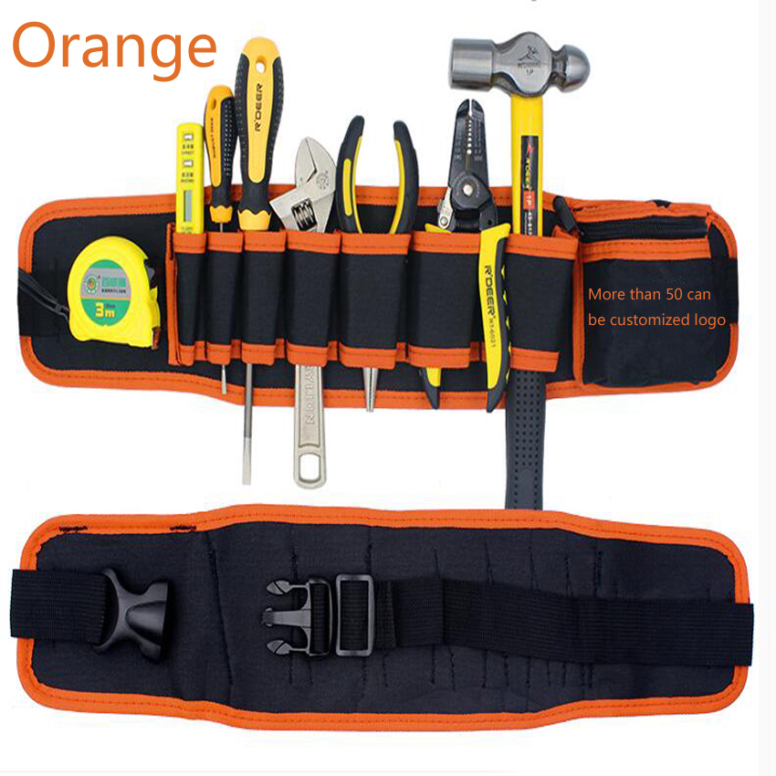 Kuummüük mitmevärvilised elektrikud tööriistavööde - Tööriistade hoiustamine - Foto 4