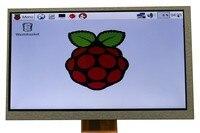 Elecrow Raspberry Pi 3 Display 7 Inch LCD Module 800x480 HDMI Interface dots 7 Color TFT Display for Raspberry Pi Banana Pi
