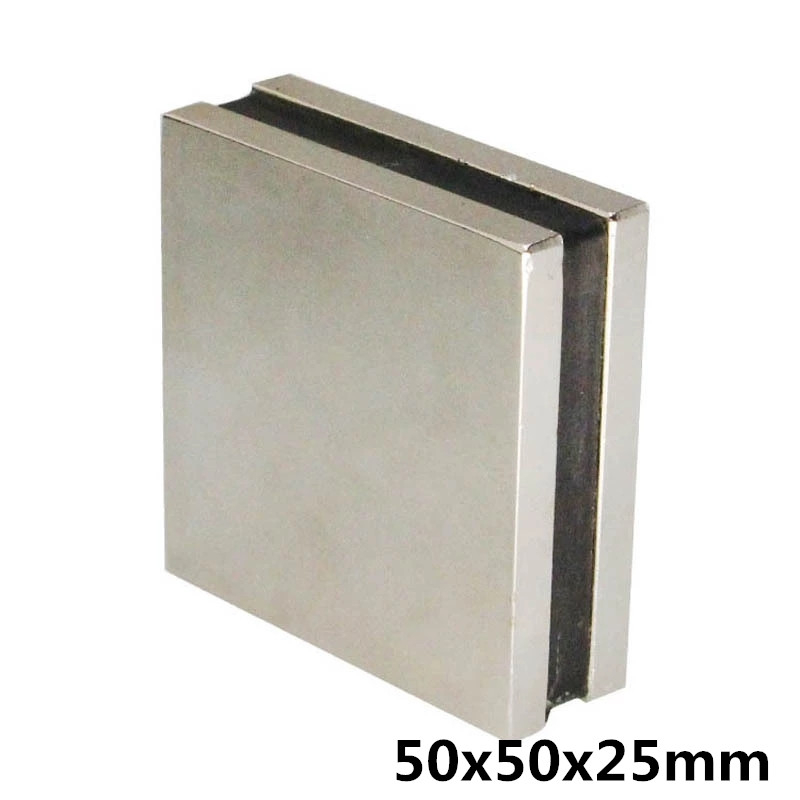 30mm x 12mm x 5mm Very Strong Rare Earth Thick Neodymium Block Bar Magnets