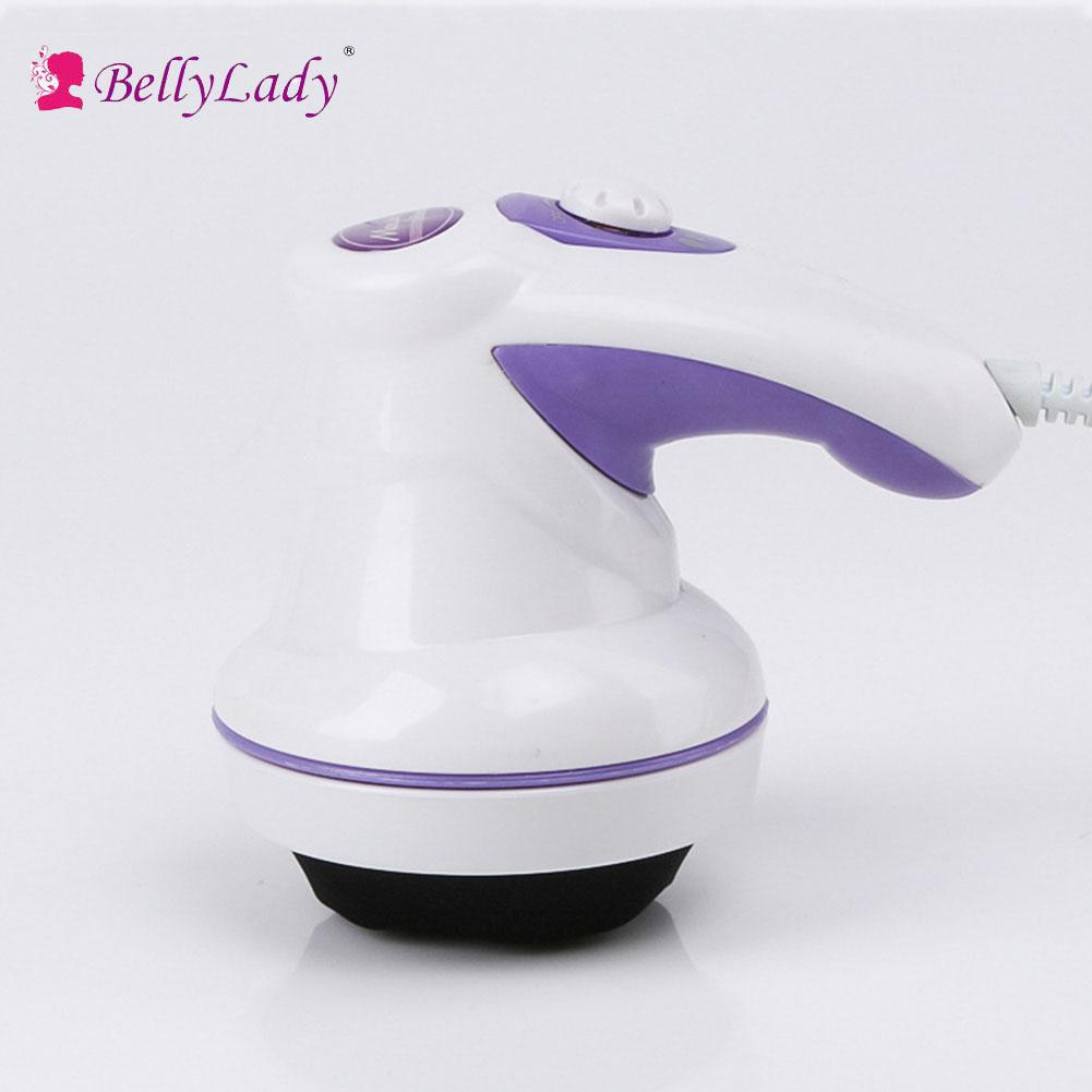 BellyLady Electric Handheld Massage for  Full Body Fat Remove Slimming Massage Bar European Specification electric beauty body slimming and lipoid fat massaging massager is powerful vibratory body and slimming machine