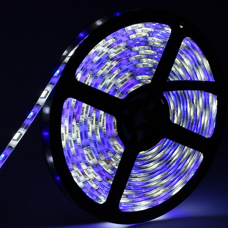 20M SMD 5050 RGBW RGBWW LED Strip IP65 Silikon Suya davamlı 60LED / - LED işıqlandırma - Fotoqrafiya 6
