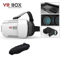 VR Box Vrbox Casque Video 3 D Gerceklik Google Cardboard Virtual Reality Goggles 3D VR Glasses