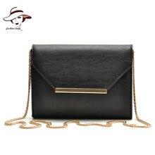 2018 Fashion Solid Women's Clutch Bag Leather Women Envelope Bags Clutch Evening Bag Female Clutches Handbag Messenger Bag Tote