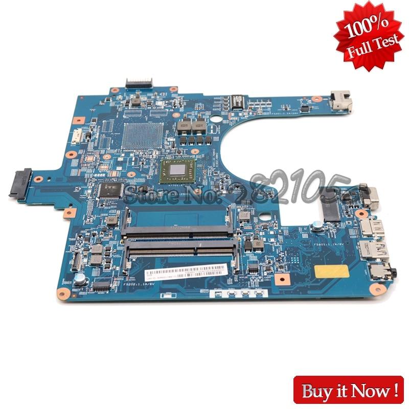 NOKOTION NBM811100M Laptop Motherboard For Acer Aspire NE522 E1-522 EG50-KB MB 48.4ZK14.03M With CPU On Board DDR3