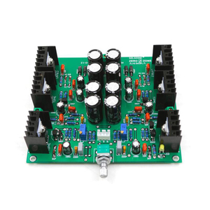 Image 2 - NEW JLH HOOD1969 Class A Audio Board AC 12V Preamplifier Amp DIY Kit / Finished Preamp Board