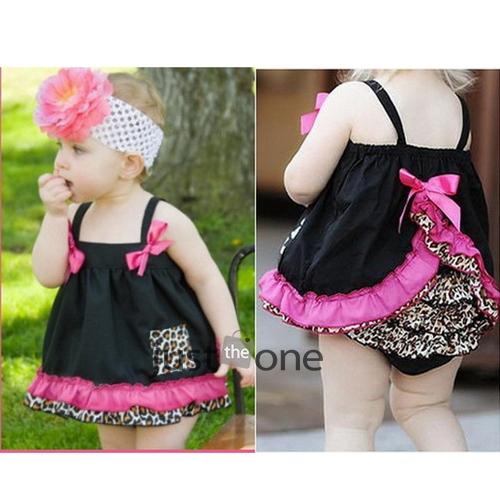 Aliexpress.com : Buy Cute Baby Girls Ruffle Tops   Pants Set ...