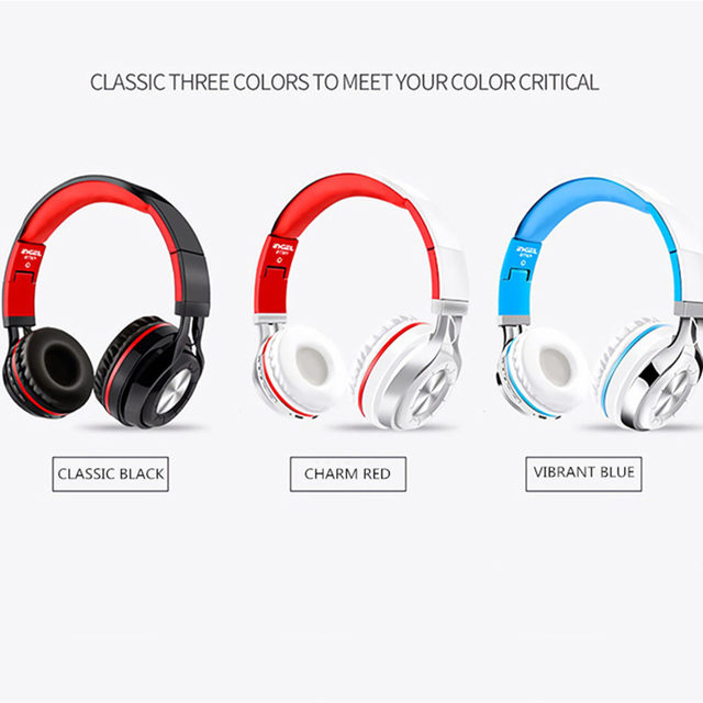 MIBOSE Wireless Bluetooth Headphone Foldable Stereo Headset with Mic  Support APP Handsfree Equalizer for Smartphone-in Bluetooth Earphones &