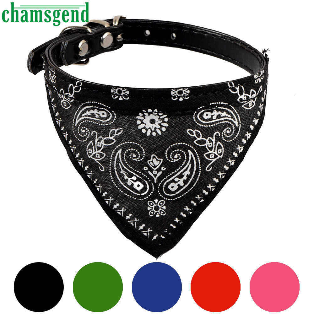 2017 Hot Sale Adjustable Pet Dog Puppy Cat Neck Scarf Bandana Collar Neckerchief Support Dropshipping/Wholesale