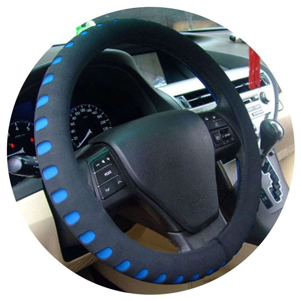 Авто-автомобиль грузовик крышка рулевого колеса Кепки EVA Мягкая автомобиль защитник случайный цвет ...