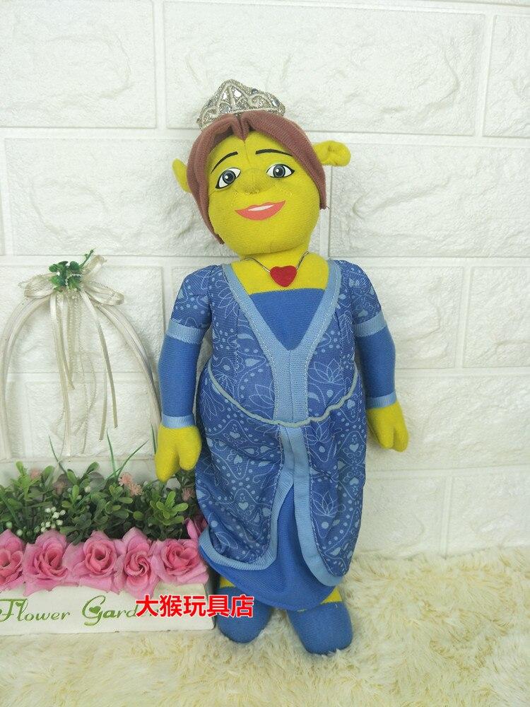 Fiona Plush Cartoon Movie Shrek Plush Toys Fiona Princess 30cm Plush Toys серьги fiona divetro серьги fiona
