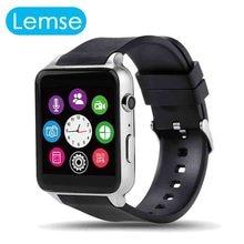 GT88 Impermeable Reloj Elegante Del Reloj de Ritmo Cardíaco Fitness Salud Medida con SIM/Tf Cámara Podómetro para Mujer de Los Hombres