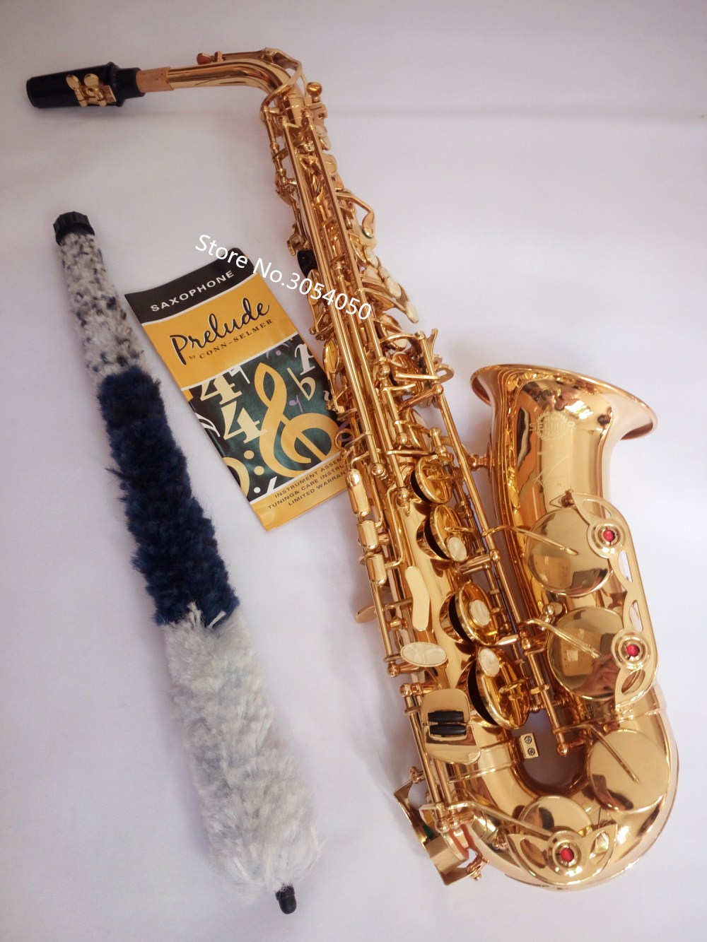 Hot High Quality Alto saxophone musical instrument New SELMER 54 saxophone profissional Reference electrophoresis sax Free tenor saxophone free shipping selmer instrument saxophone wire drawing bronze copper 54 professional b mouthpiece sax saxophone