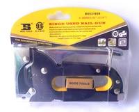 Free Shipping Upholstery Hand Stapler Tacker Staples Gun Fit With 5 32 5 16 Leg Length