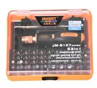 LIXF Jakemy JM 8127 Magnetic 54in1 Screwdriver Set Electronic Disassemble Repair Tool|screwdriver set|jakemy jm-8127|screwdriver set magnetic -