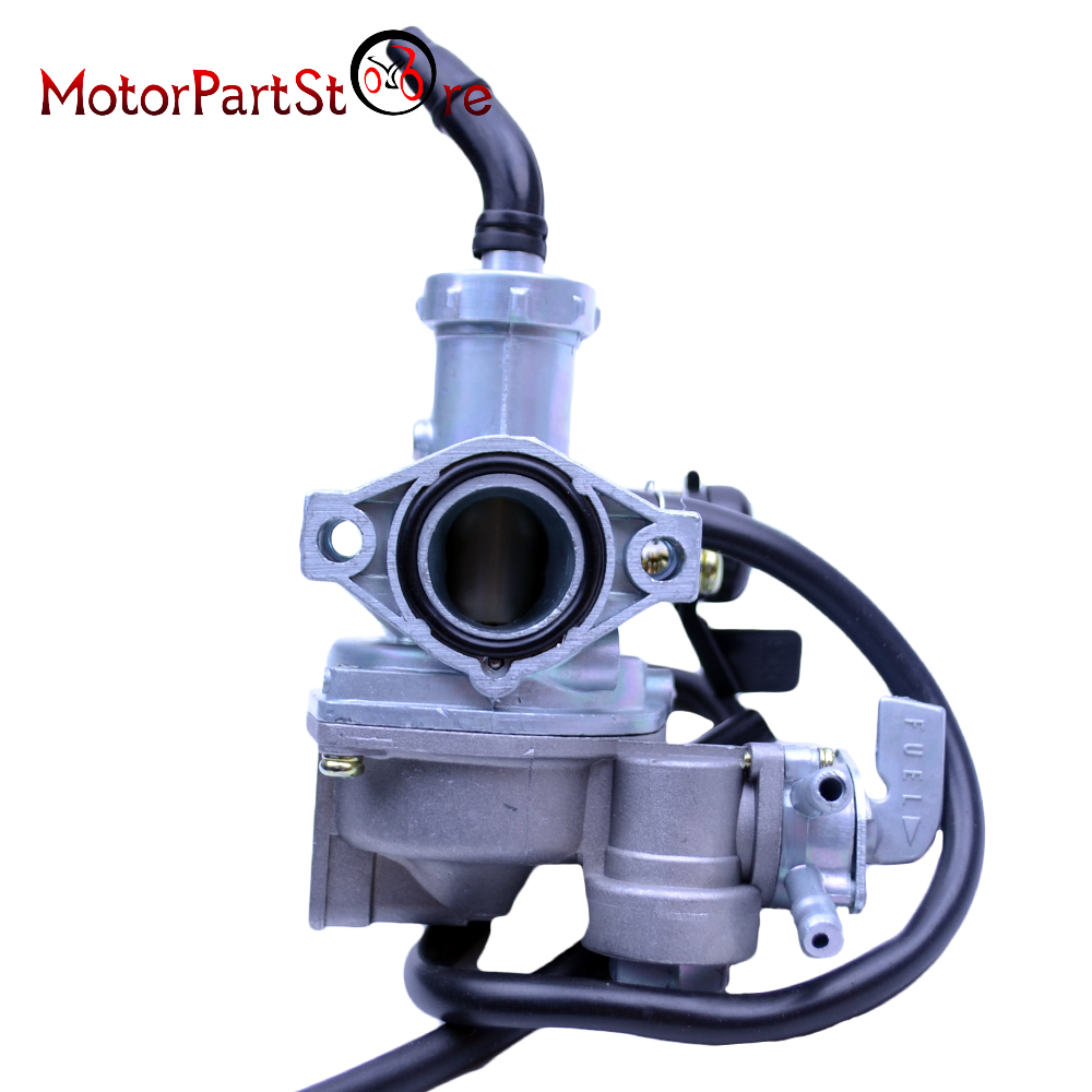 Carburateur voor Honda ATC XR CT90 CT110 CT 90 110 XL125 voor LIFAN CHINA Pit Bike ATV Scooter Bromfiets PZ22 Motor Carb @ 20