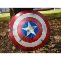 Film Avengers 4 Captain America Schild 1:1 Volle Schild Cosplay Party Männer Prop Starke Geschenk Home Kunst Dekoration Halloween