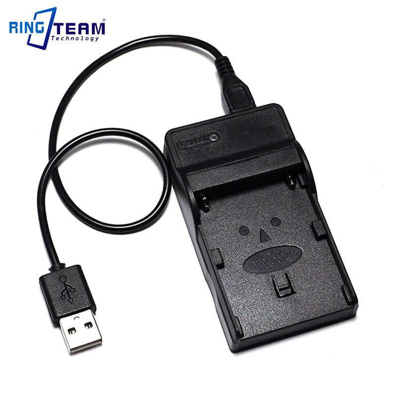 BC-VM10 NP-FM500H بطارية USB شاحن أجهزة سوني كاميرا رقمية ألفا SLT-A57 A58 A65 A68 A77 II A99 A100 A200 A300 A350 A500 A550