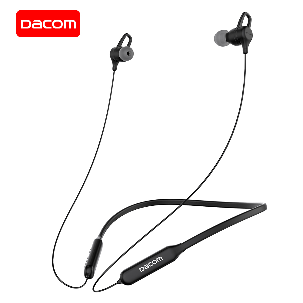 Dacom Gh01 Deep Bass Bluetooth Earphone Wireless Headphones With Microphone Sports Stereo 3d Game Headset For Iphone Samsung