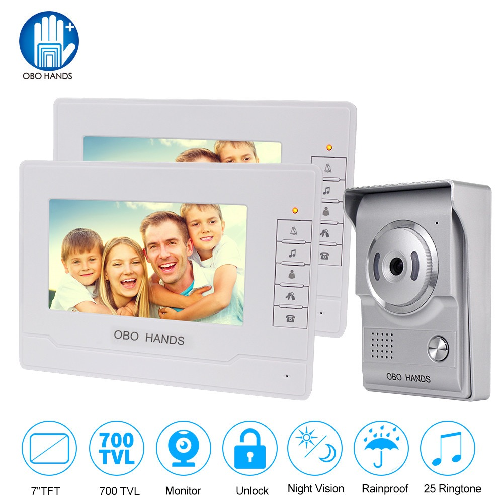 Video Doorbell Door Phone 7