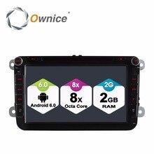 HD Octa Core Android 6.0 2G RAM 4G LTE Wifi Car DVD Player for VW Polo Passat B6 CC GOLF Tiguan Jetta Touran Seat Leon GPS Radio joying px5 octa 8 core 9 android 8 0 2gb 32gb car radio player for vw golf 5 6 polo passat jetta tiguan touran gps for skoda