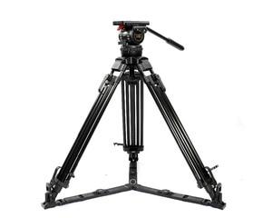 "Image 2 - Tetris TRIX 65 ""V12T profesyonel karbon Fiber Tripod Video kamera tripodu w/sıvı kafa yükü 12KG TILTA kulesi kırmızı Scarlet Epic"