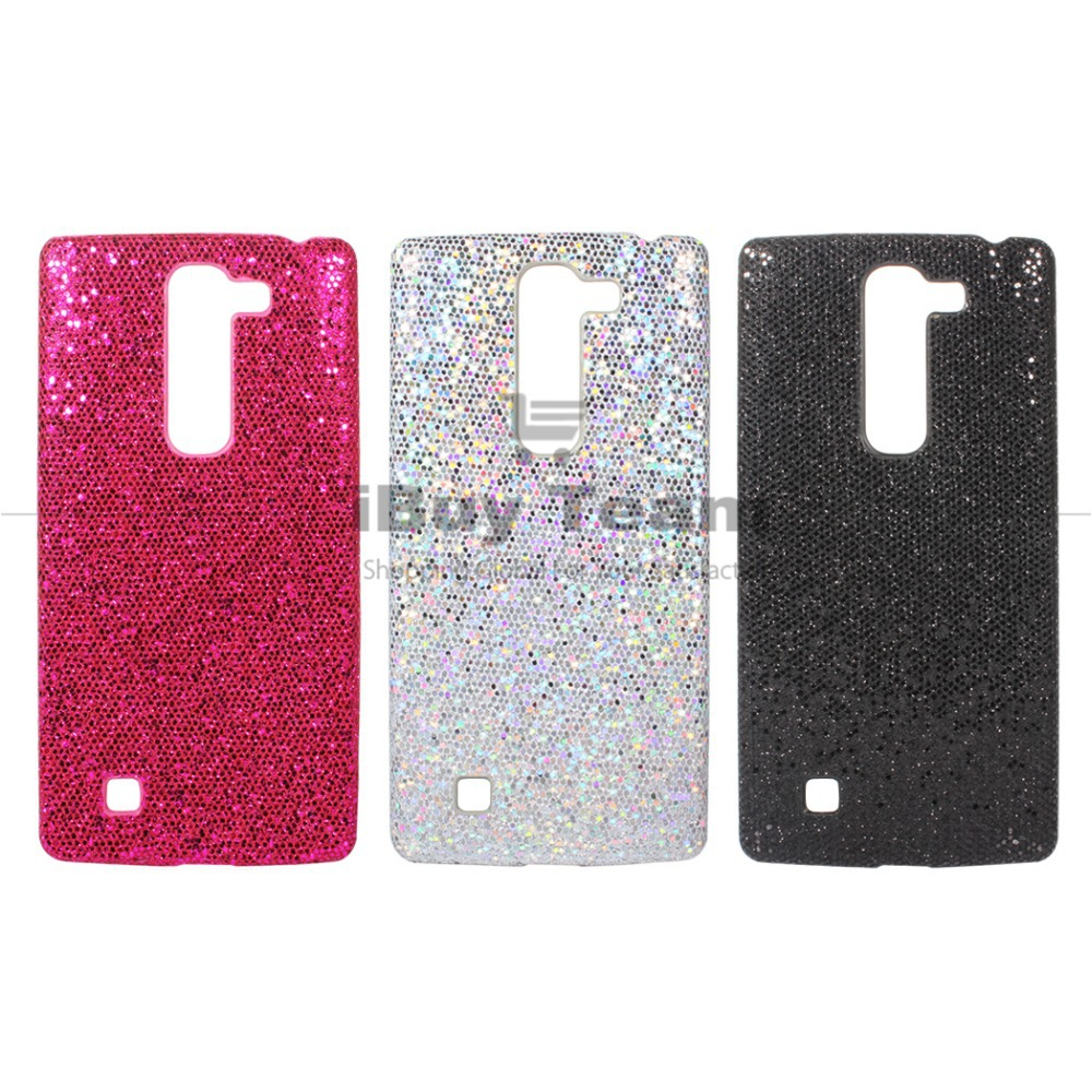 on sale 432ec c1bfd US $5.7 |Luxury Case for LG Magna H502F H500F Ultra Slim Back Cover for LG  Magna H502F Bling Phone Shell QC before Shipping-in Half-wrapped Case from  ...