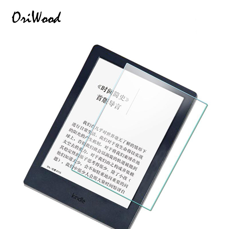 High Quality Optical Enhancement Film 3pc Clear Soft Hydrogel Film Tpu Screen Protector For Kindle Paperwhite 4 2018#yl Tablet Accessories