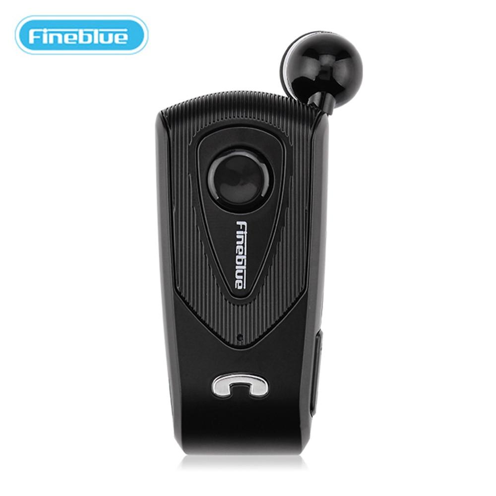 Fineblue F930 La Liberté Sans Fil Bluetooth D'affaires Casque Clarté des Appels Musique Pas de Limite Smart Un Glisser Deux Bluetooth Écouteur