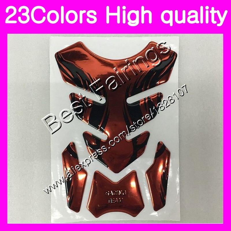 3D Carbon Fiber Tank Pad Protector For BMW S1000R S1000RR 09 10 11 12 13 14