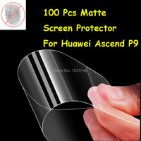 New 100 Pcs/Lot Anti-Glare Matte Screen Protector For Huawei Ascend P9 5.2