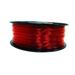 3d printer filament PETG 1.75mm 1kg plastic Rubber Consumables Material MakerBot/RepRap/UP/Mendel