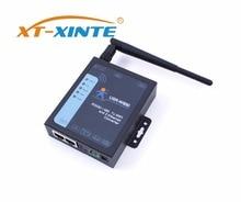 USR W630 Industrielle Seriell zu WIFI und Ethernet Konverter Unterstützt 2 Ethernet Ports, Modbus RTU