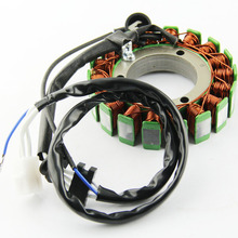 Motorcycle Ignition Magneto Stator Coil for YAMAHA XV700 Virago700 700C 700S Engine Generator